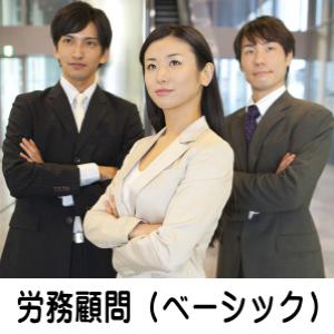 メール相談と社会保険の各種手続きが月5000円からの労務顧問(ベーシック)
